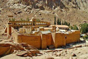 Дахаб - Монастырь Святой Екатерины