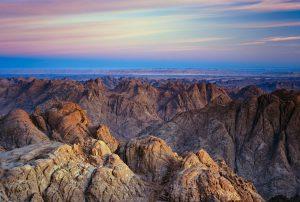 Синайский полуостров, Дахаб - рассвет